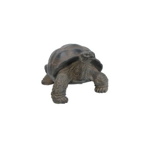 "14"" Polyresin XL Tortoise Statue Brown - Hi-Line Gift - image 1 of 1"