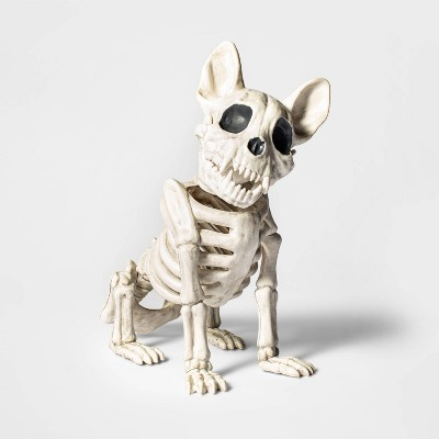Medium French Bulldog Skeleton Halloween Decorative Prop - Hyde & EEK! Boutique™