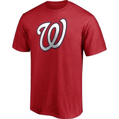 MLB Washington Nationals Men's Short Sleeve Core T-Shirt