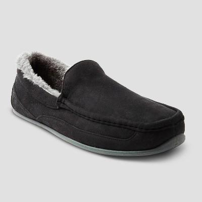 Men's Deer Stags Spun Loafer Slippers - Chestnut 12