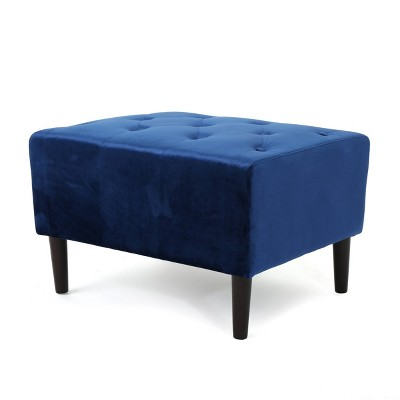 Kimiko Tufted Ottoman - Christopher Knight Home