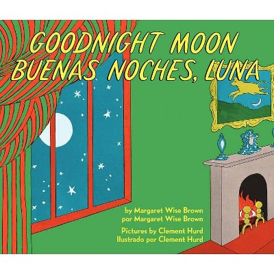 Goodnight Moon/Buenas Noches, Luna - by Margaret Wise Brown (Board Book)