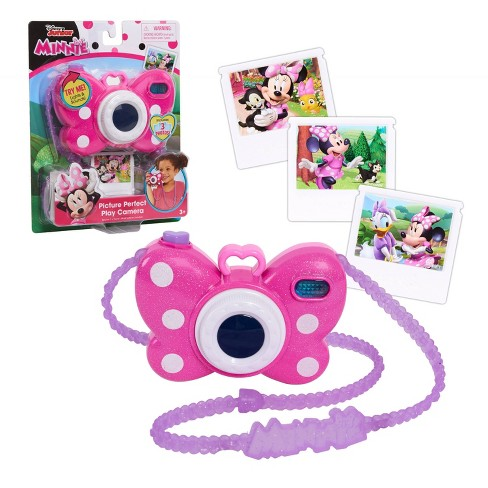 Disney Junior Minnie Mouse Picture Perfect Play Camera - image 1 of 4