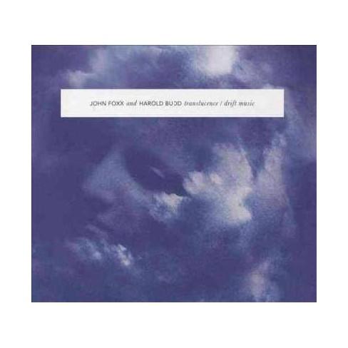 John Foxx - Translucence/Drift Music (CD) - image 1 of 1