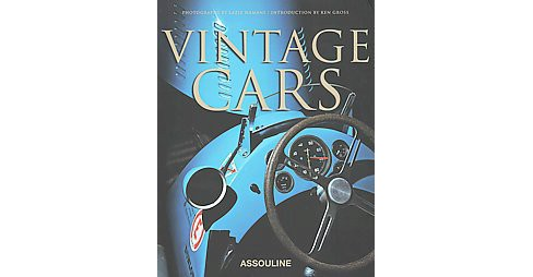 Vintage Cars (Hardcover) - image 1 of 1