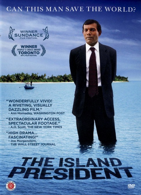 Island president (DVD) - image 1 of 1