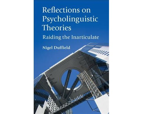 Reflections on Psycholinguistic Theories : Raiding the Inarticulate (Paperback) (Nigel Duffield) - image 1 of 1