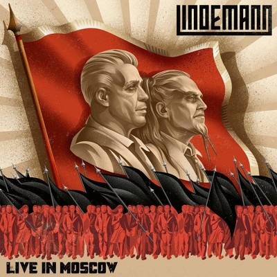 Lindemann - Live In Moscow (CD/Blu-ray) (Super Deluxe Box Set) (EXPLICIT LYRICS)