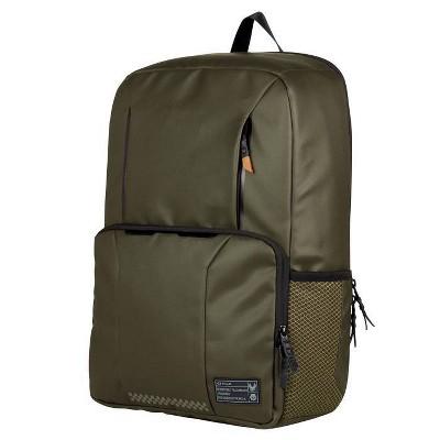 Hex 17.5'' Tech Backpack - Green
