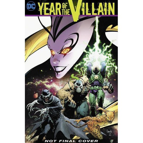 DC Year of the Villain Omnibus - by  Scott Snyder & Joshua Williamson & Brian Michael Bendis (Hardcover) - image 1 of 1