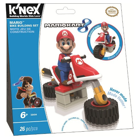 K'Nex® Mario Kart 8 Bike Building Set - image 1 of 2