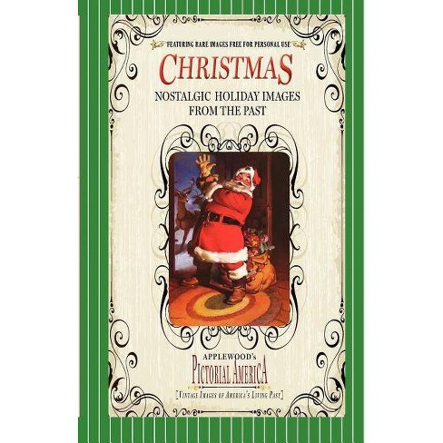 Christmas In America Book.Christmas Pic Am Old Pictorial America Paperback