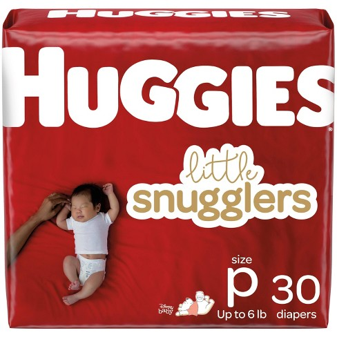 Huggies Little Snugglers Baby Diapers – (Select Size and Count) - image 1 of 4