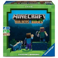 Deals on Minecraft Builders & Biomes Board Game