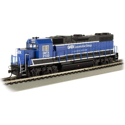 Bachmann Trains 61719 HO Scale GMTX 2103 DCC Ready Electric Locomotive with Metal Wheels, Magnetic Couplers, and Ages 14 and Up