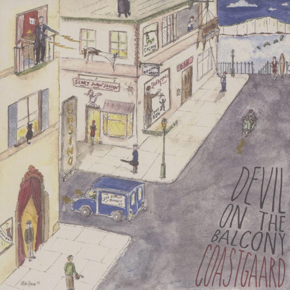 Coastgaard - Devil On The Balcony (CD)