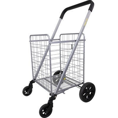 dbest Cruiser Cart Deluxe Silver