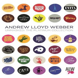 Andrew Lloyd Webber - Unmasked: The Platinum Collection (CD)