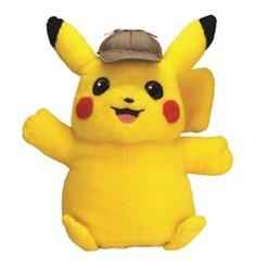 Pokémon Detective Pikachu Feature Talking Plush