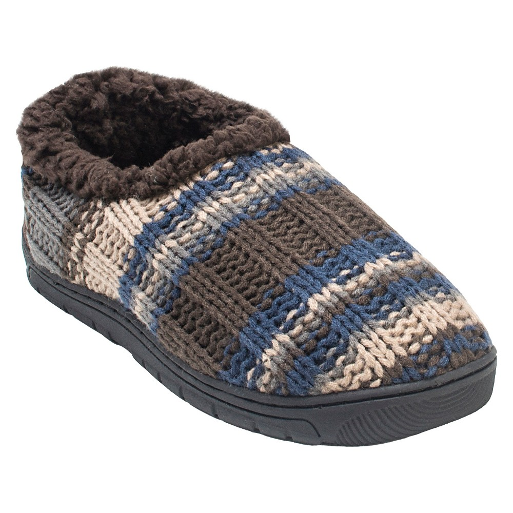 Men's Muk Luks John Loafer Slippers - Brown Sugar M