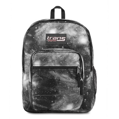 "Trans by JanSport 17"" Supermax Backpack - Gray Galaxy"