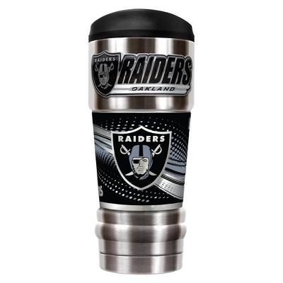 NFL 18oz MVP Vacuum Insulated Stainless ST-Shirtl Travel Tumbler