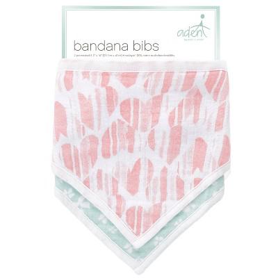 aden by aden + anais Bib Set - Pink