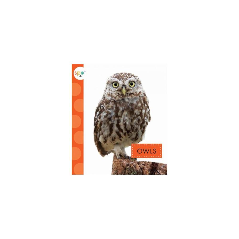Owls (Reprint) (Paperback) (Wendy Strobel Dieker)