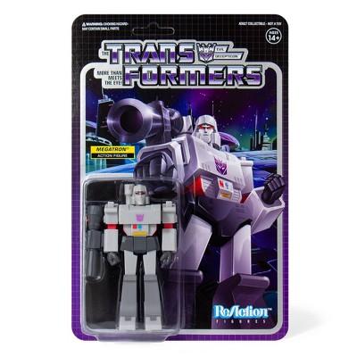 Super7 Transformers ReAction Figure - Megatron