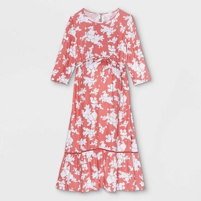 3/4 Sleeve Woven Maternity Dress - Isabel Maternity by Ingrid & Isabel™