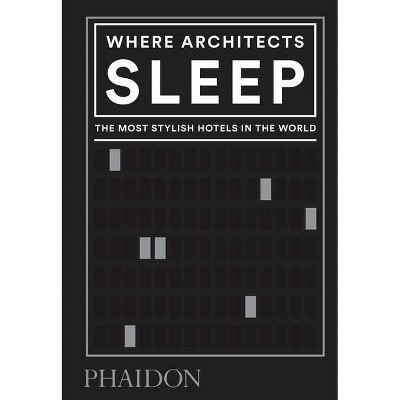 Where Architects Sleep - by  Sarah Miller (Hardcover)