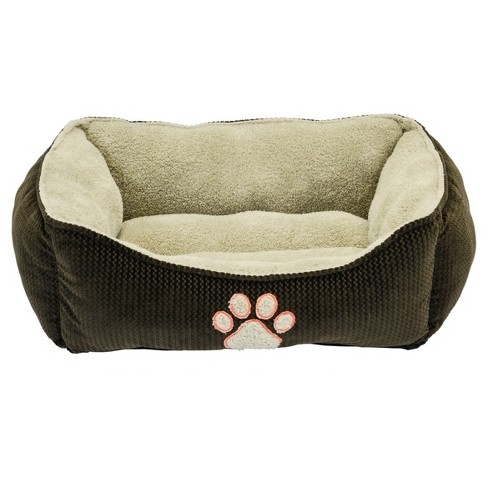 "Dallas Mfg. Co. Pet Box Bed - Brown - 21""x25"" - image 1 of 1"