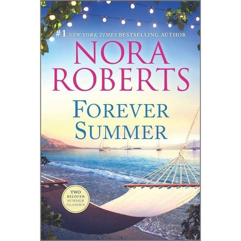Forever Summer - (Royals of Cordina) by Nora Roberts (Paperback) - image 1 of 1