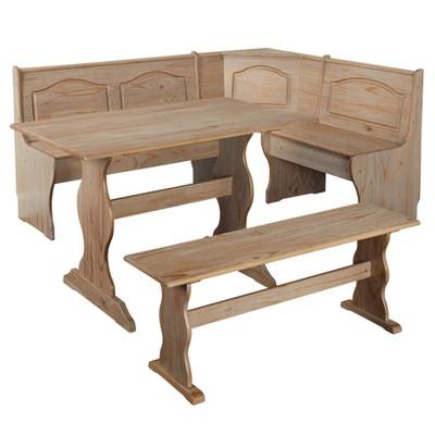 Knox Nook Dining Set Wood - Buylateral