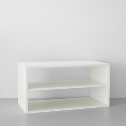 Two Shelf Horizontal Cube - Made By Design™