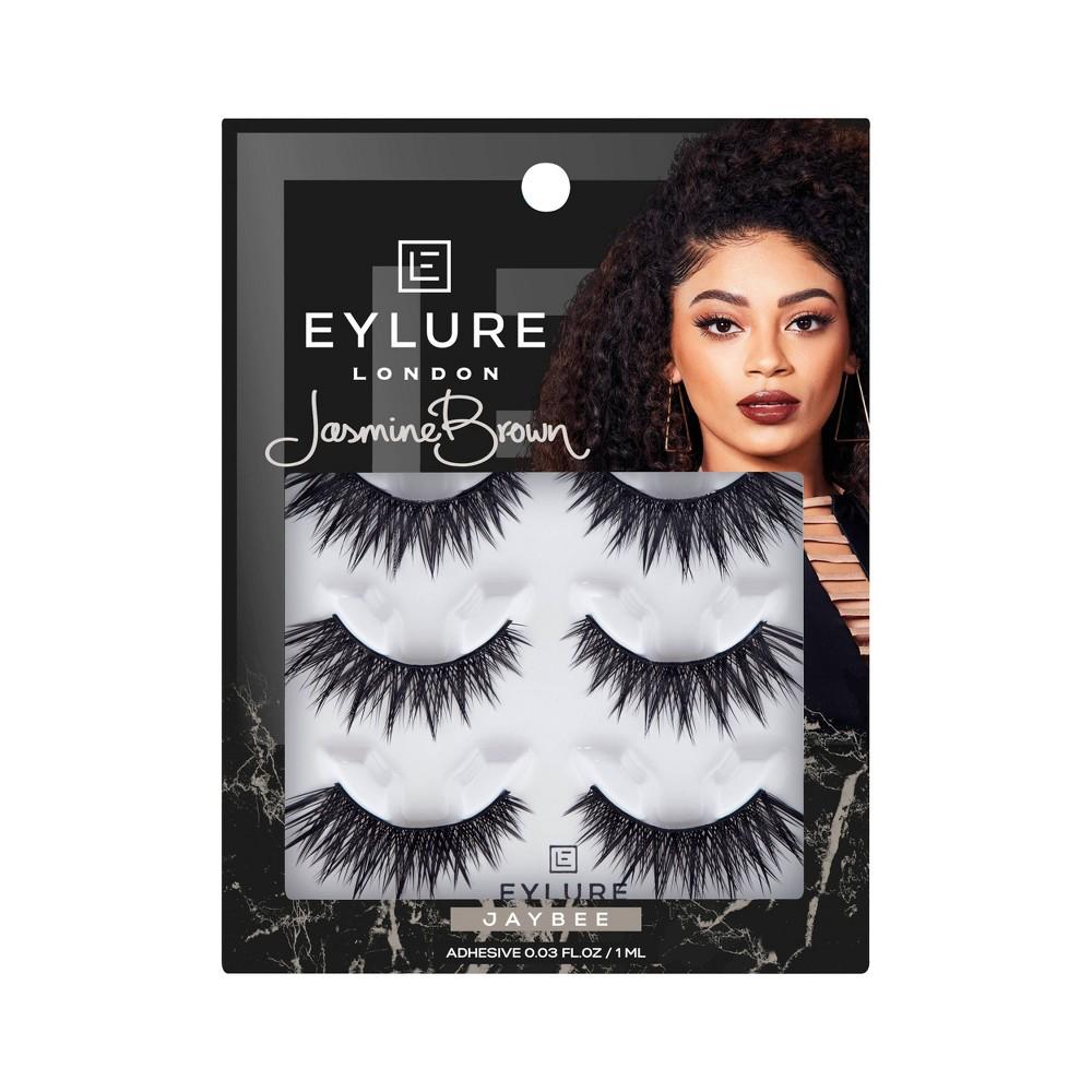 Image of Eylure False Eyelashes Jasmine Brown JayBee - 3pr
