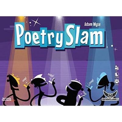 Poetry Slam Board Game