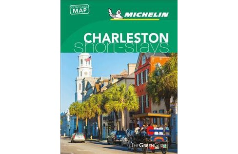 Michelin Green Guide Short Stays Charleston -  (Paperback) - image 1 of 1