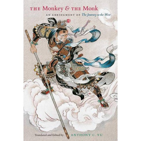 The Monkey and the Monk - (Paperback) - image 1 of 1