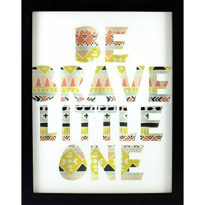 RoomMates Framed Wall Poster Prints Little One