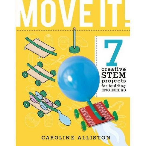 Move It! - (Build It!) by  Caroline Alliston (Hardcover) - image 1 of 1