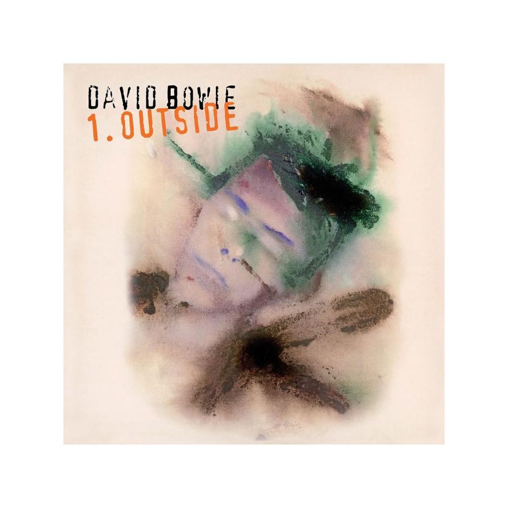 David Bowie - Outside (CD)