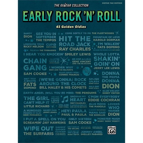 Alfred The Guitar Collection: Early Rock 'n' Roll - Guitar TAB Edition Songbook - image 1 of 1