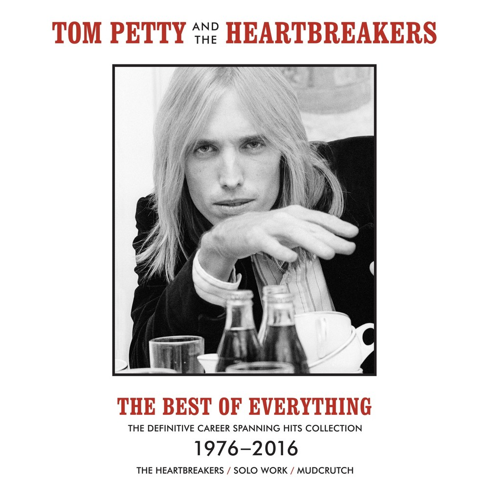 Tom Petty And The Heartbreakers - The Best Of Everything (Vinyl).