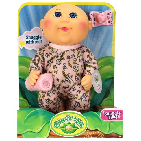 7608e9f8612b0 Cabbage Patch Kids Sooth Time Newborn Baby Doll : Target