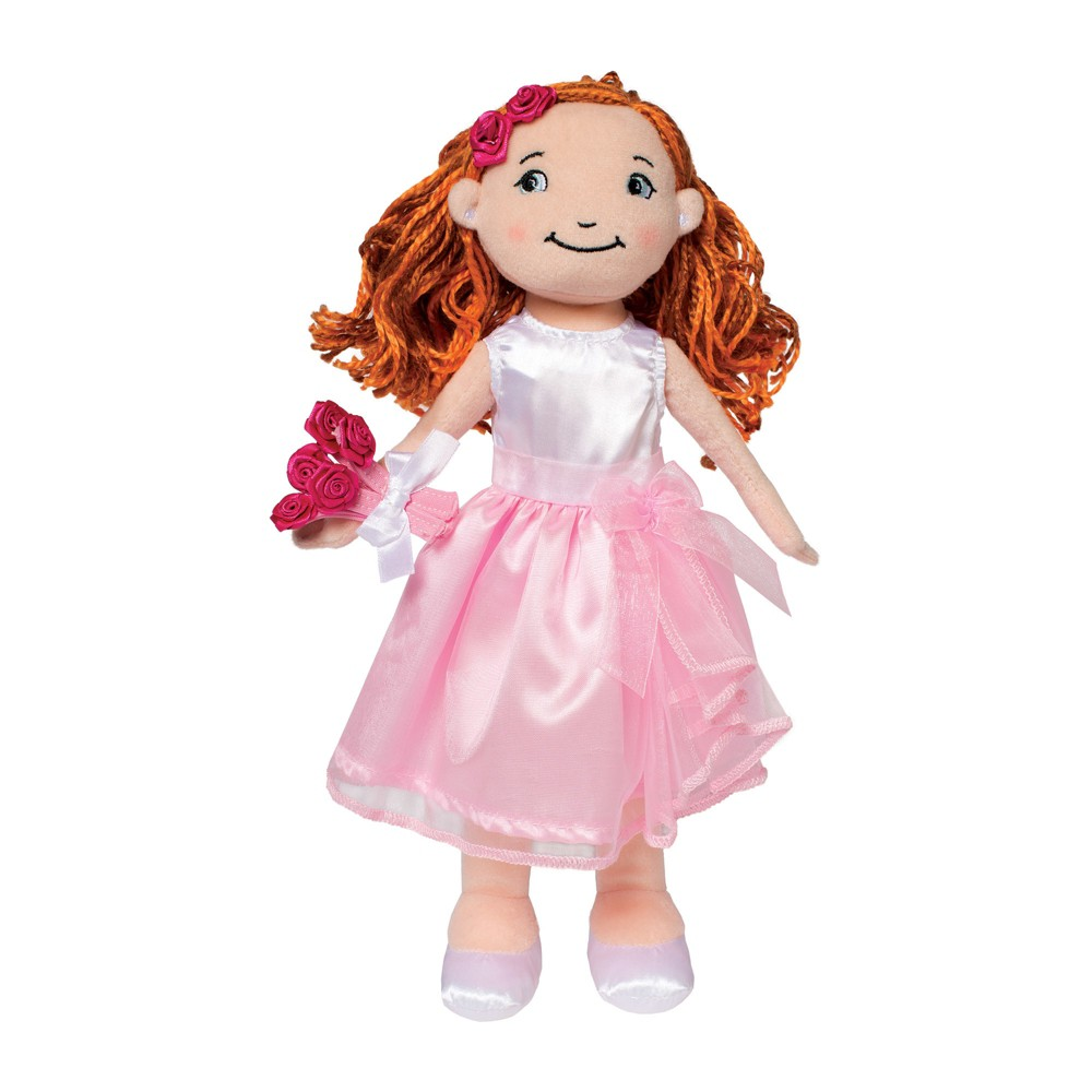 Manhattan Toy Groovy Girl Doll - Rose