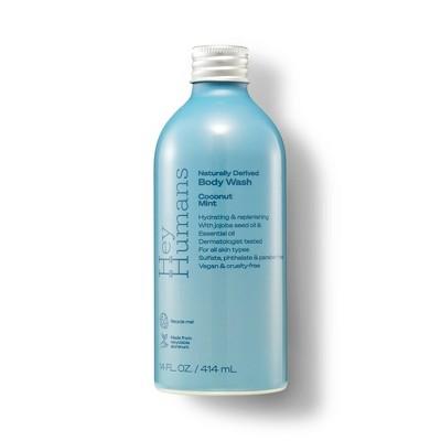 Hey Humans Body Wash Coconut Mint - 14 fl oz