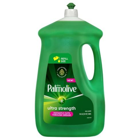 Palmolive Ultra Strength Liquid Dish Soap - Original - 90 fl oz - image 1 of 4