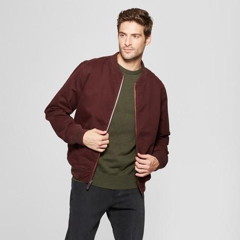 219f120eb Men's Workwear Bomber - Goodfellow & Co™ : Target