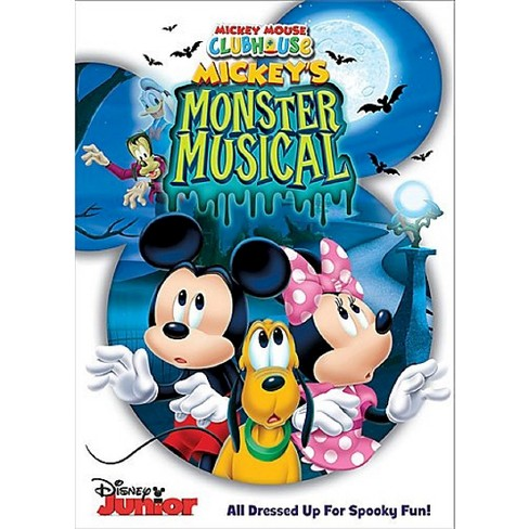 Mickey Mouse Clubhouse: Mickey's Monster Musical (dvd_video) - image 1 of 1